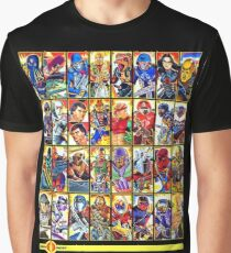 G.I. Joe in the 80s!  Cobra Edition! Graphic T-Shirt
