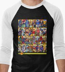 G.I. Joe in the 80s!  Cobra Edition! Men's Baseball ¾ T-Shirt