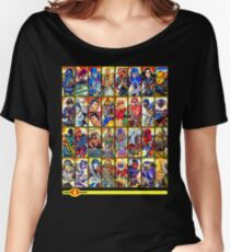 G.I. Joe in the 80s!  Cobra Edition! Women's Relaxed Fit T-Shirt