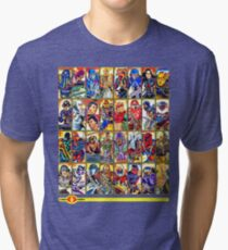 G.I. Joe in the 80s!  Cobra Edition! Tri-blend T-Shirt