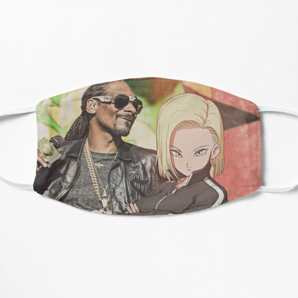 Android 18 feat. Snoop Dogg Mask