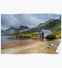 Dove Lake Cradle Mountain Poster