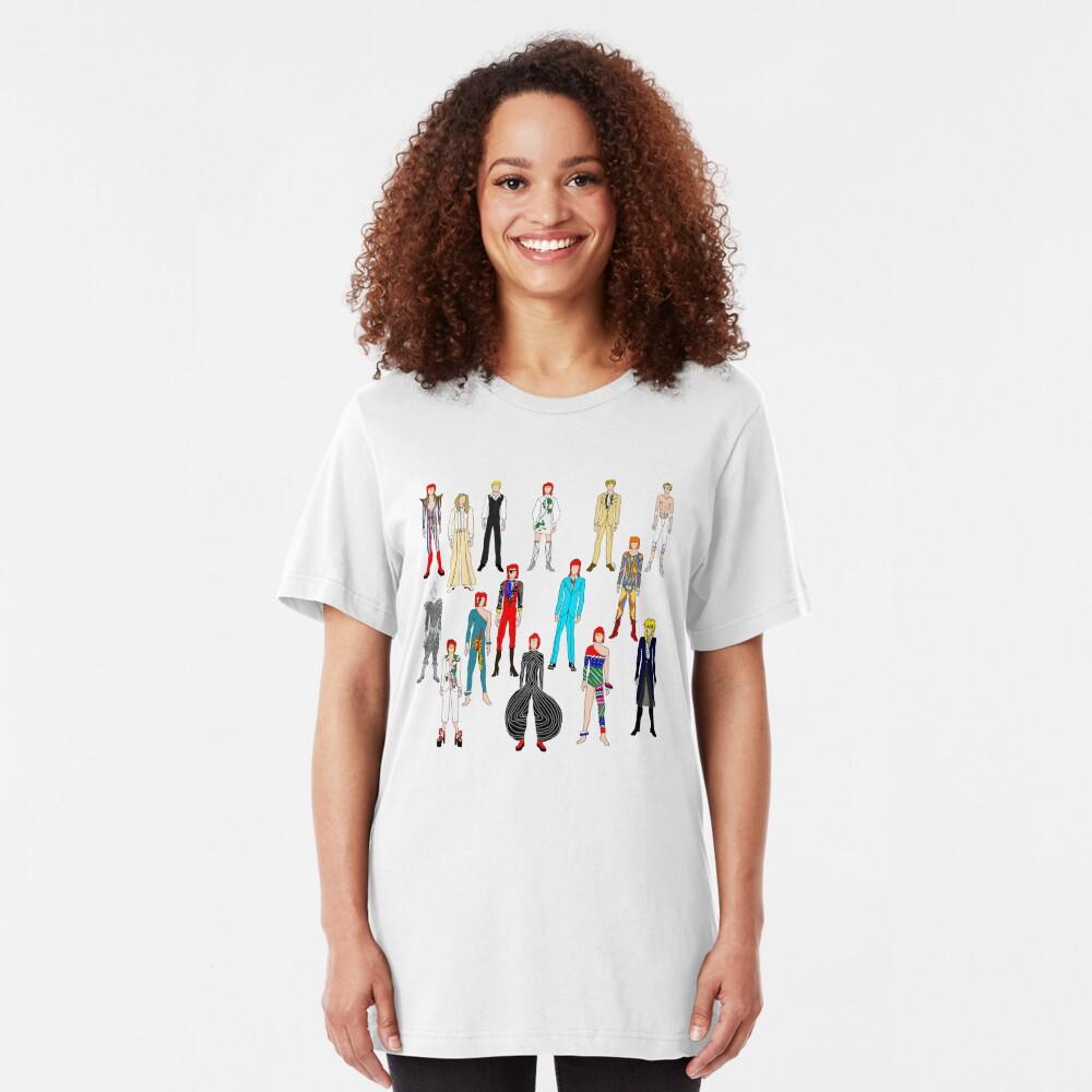 Retro Vintage Fashion 19 Slim Fit T-Shirt