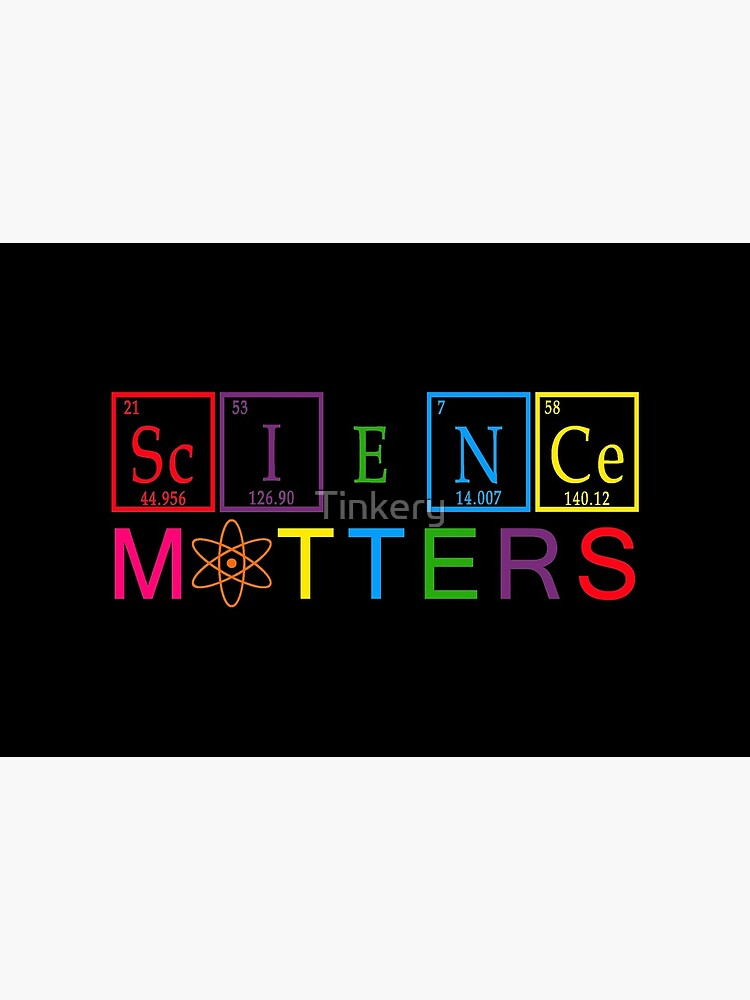 Rainbow Science Matters - March for Science April 22, 2017 by Tinkery