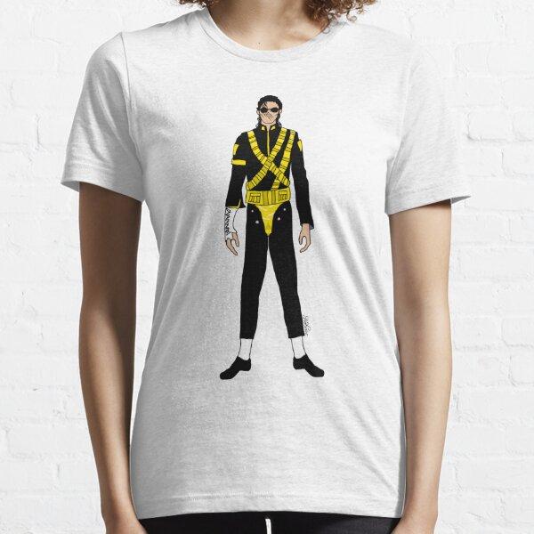 Dangerous Jackson on Black Essential T-Shirt