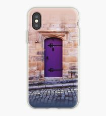Purple Door iPhone-Hülle & Cover