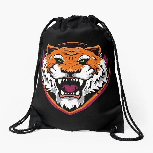 Tiger // King Turnbeutel