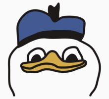 Dolan T-Shirt and Sticker