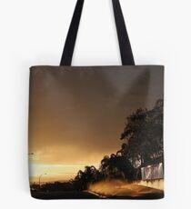Suburban Sunrise  Tote Bag