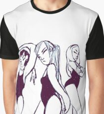 The Interrupted Session  Graphic T-Shirt