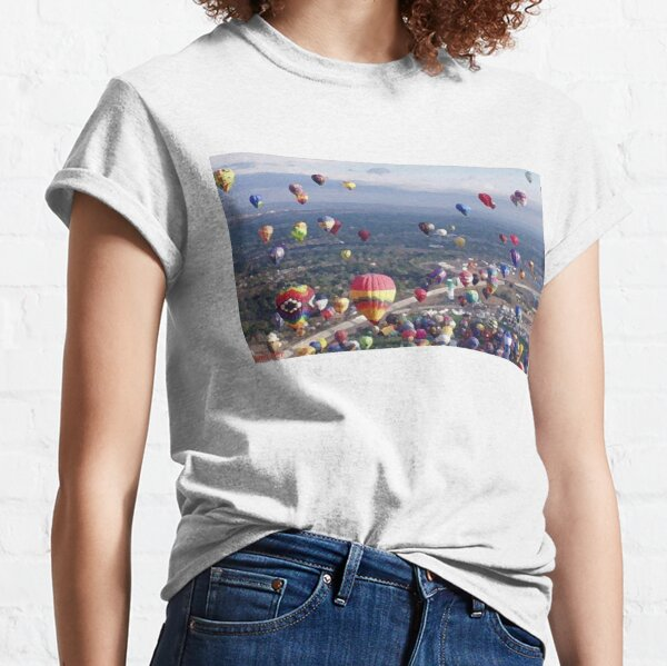 Color Raids the Sky Classic T-Shirt