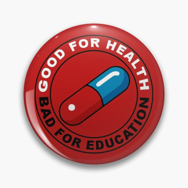 Red and Blue pill - Akira Pin
