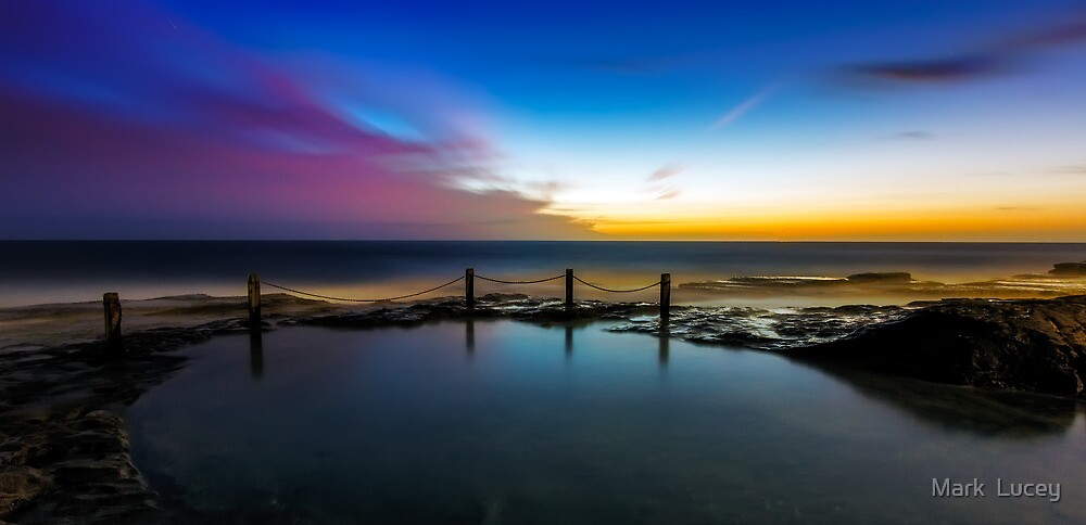 Boundaries of Attitude by Mark  Lucey