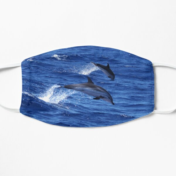Striped dolphins / striped dolphins Mask