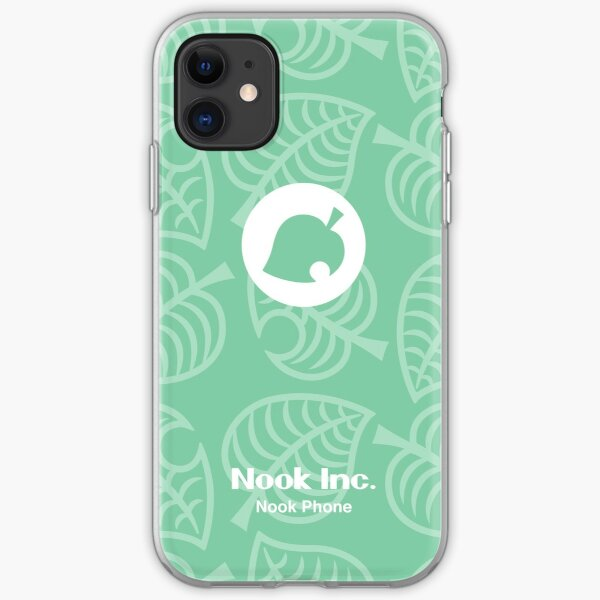 Nook Phone iPhone Soft Case