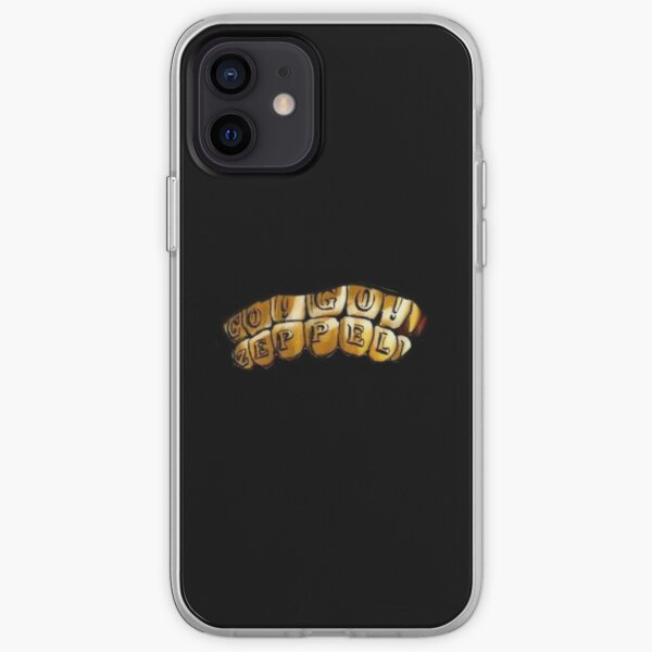 Gyros Teeth Coque souple iPhone