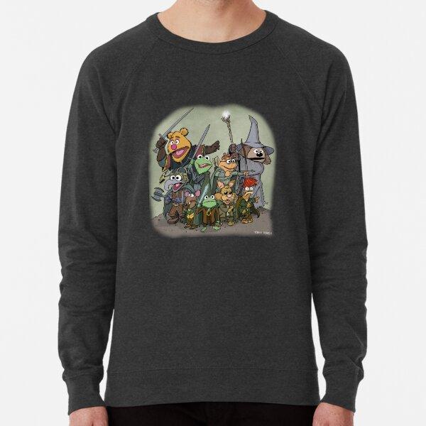 Fellowship of the Muppets Lightweight Sweatshirt