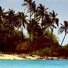 Swaying Palms by Joni  Rae