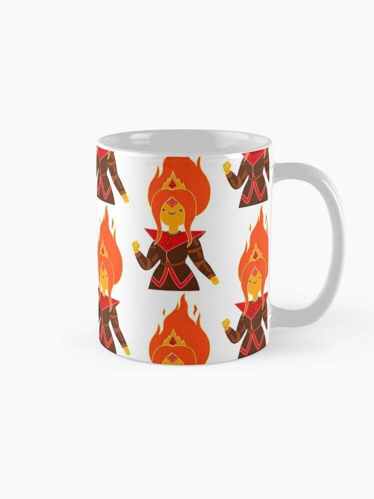 Alternate view of Flame Princess Mug