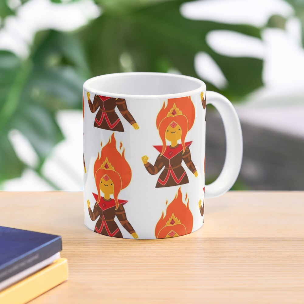 Flame Princess Mug