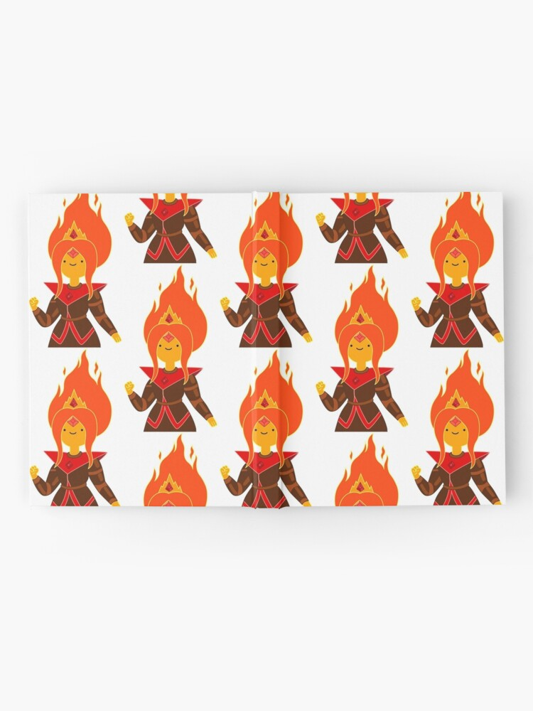 Alternate view of Flame Princess Hardcover Journal