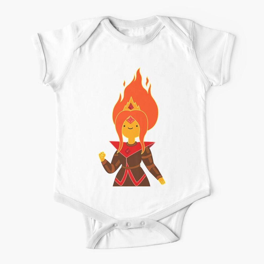 Flame Princess Baby One-Piece