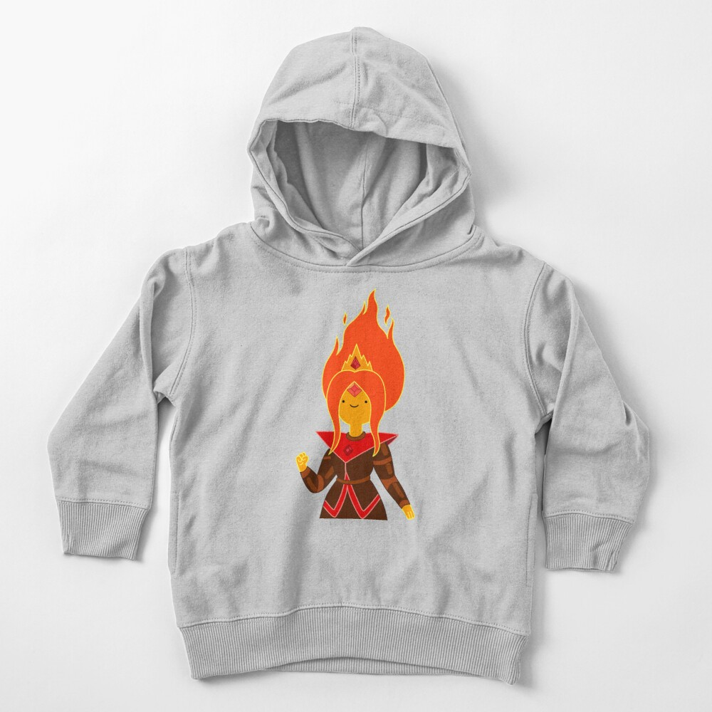 Flame Princess Toddler Pullover Hoodie