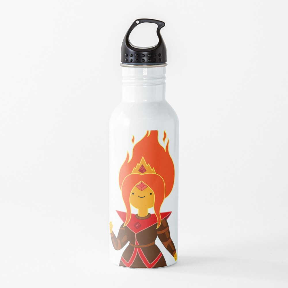 Flame Princess Water Bottle