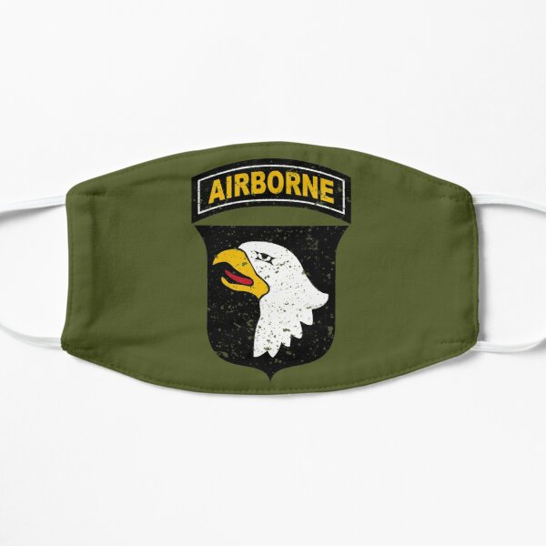 """101st Airborne Division """"Screaming Eagles"""" Insignia Mask"""