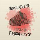 Death Frisbee!?  by KanaHyde
