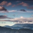 New Norfolk Sunrise by Anthony Evans