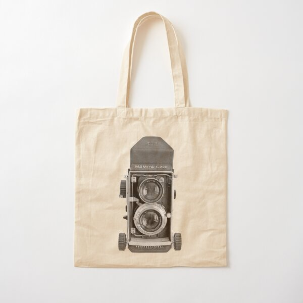 Mamiya C220 #2 Cotton Tote Bag
