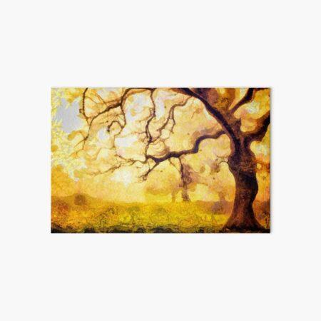 Take a bough Art Board Print