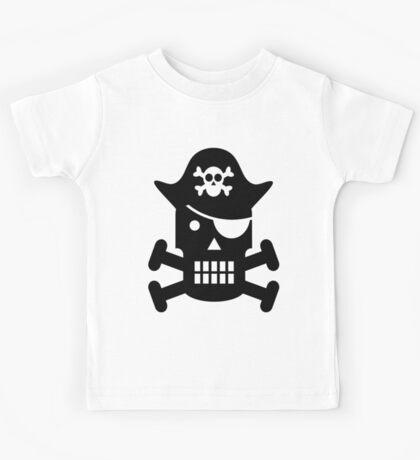 Pirate Robot Kids Clothes