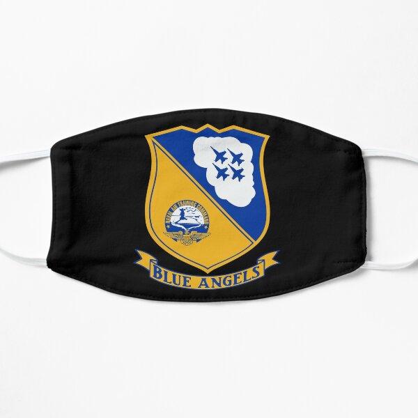 Blue Angels US Navy Squadron Insignia Flat Mask
