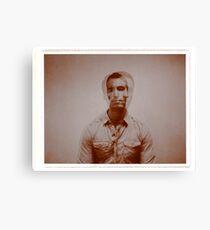 Polaroid 180 Canvas Print