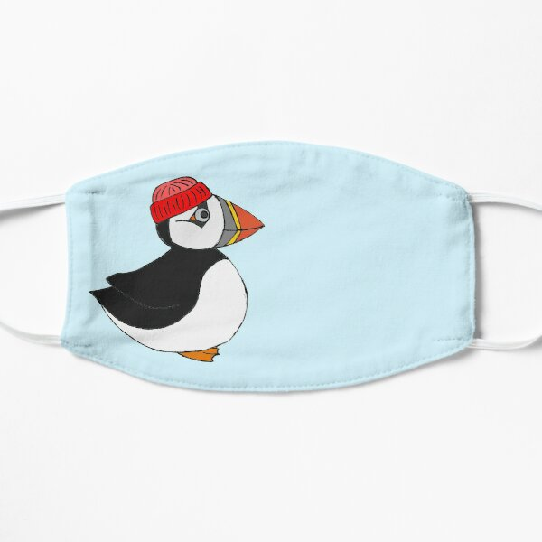 Jaunty Puffin Mask