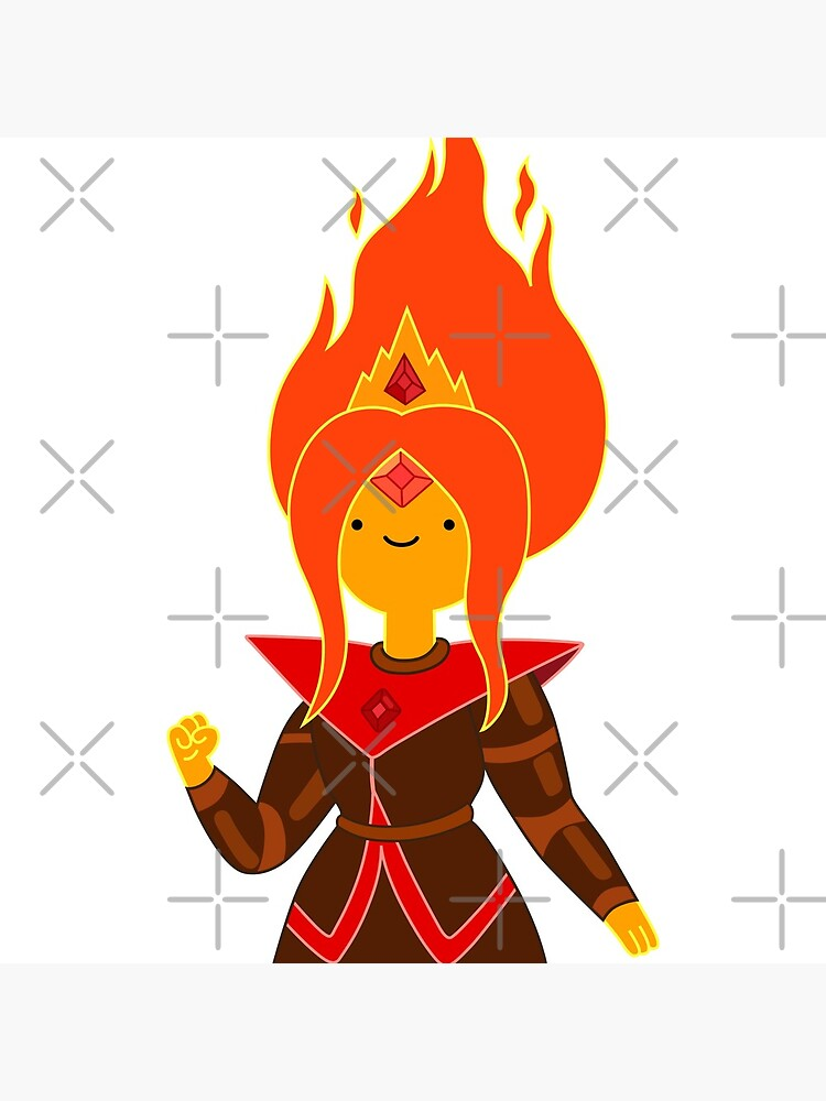 Flame Princess by plushism