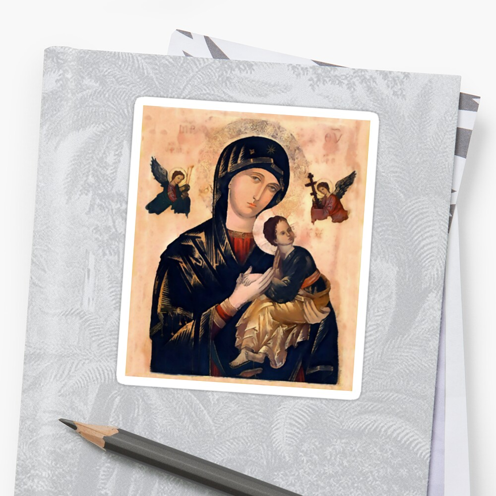 Our Mother of Perpetual Help by Albert