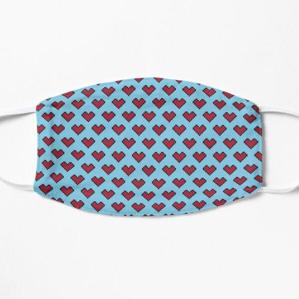 Pixel Heart Pattern Mask