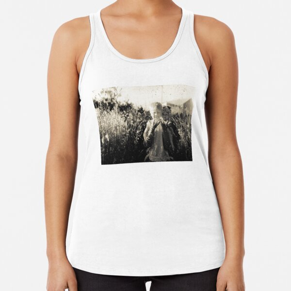 Mom, you are my spring Racerback Tank Top