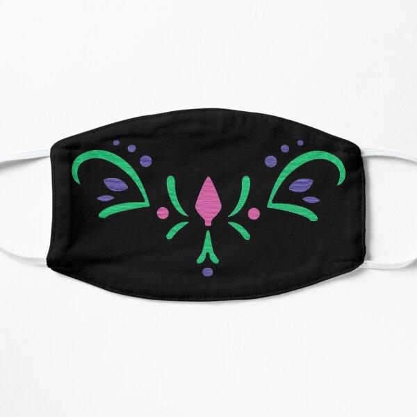 Ice Princess (Version 2) Flat Mask