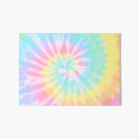 Tie-Dye Art Board Print