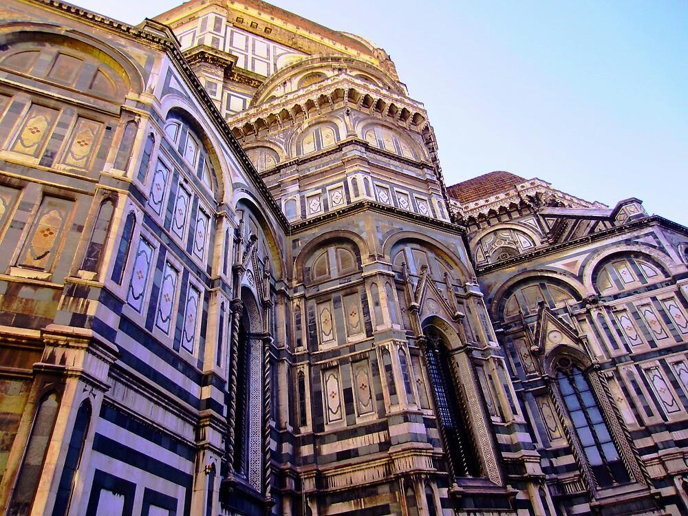 A Florentine Perpective by Robert Zunikoff