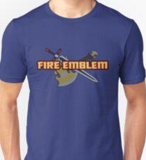 BLAZING BLADE   Fire Emblem Titles Unisex T-Shirt