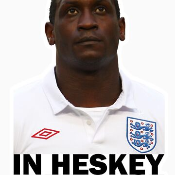In HESKEY we trust - ENGLAND FOOTBALL by eaaasytiger