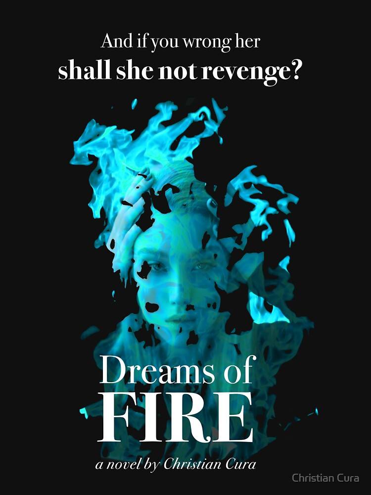 Surreal Dreams of Fire Promotional Graphic by ccura