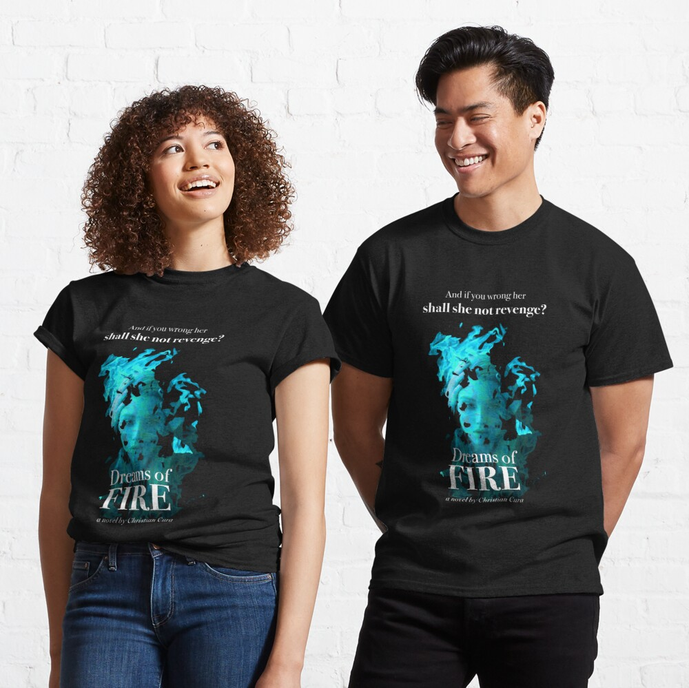 Surreal Dreams of Fire Promotional Graphic Classic T-Shirt