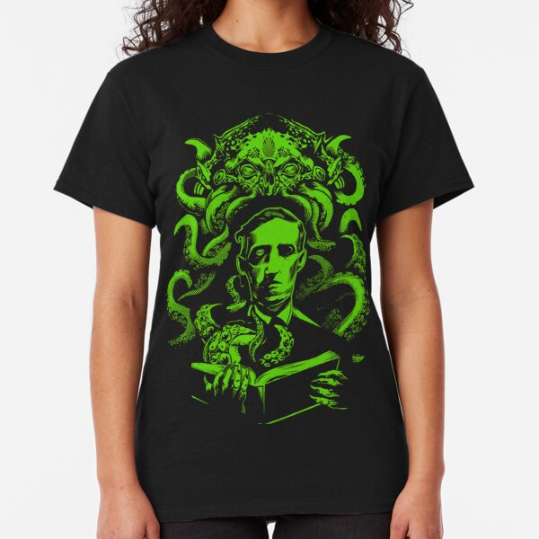 Love Cthulhu Classic T-Shirt
