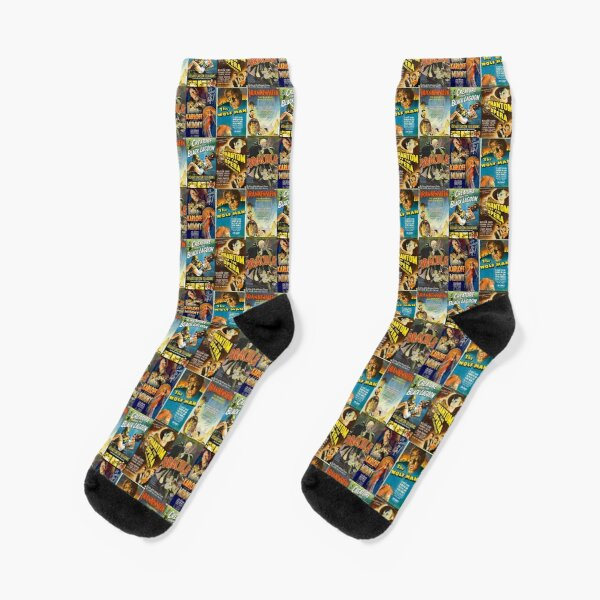 Universal Monsters  Socks